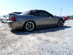 Parts Cars - 2002 GT Convertible 4.6 SOHC 4R7W