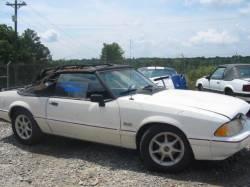 Parts Cars - 1992 Mustang Convertible