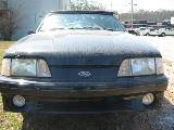 1989 Ford Mustang 5.0 Automatic - Black w/ black top - Image 3
