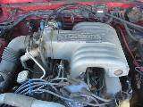 1989 Ford Mustang 5.0 HO Automatic - Red - Image 5