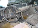 1989 Ford Mustang 5.0 HO Automatic - Blue - Image 5