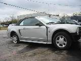 1999 Ford Mustang V6 Automatic - Silver - Image 2