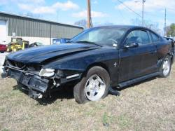 1995 Ford Mustang 5.0 T5 - Black - Image 1