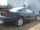 1995 Ford Mustang 5.0 T5 - Black - Image 2