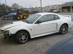 1999 Ford Mustang Coupe 4.6 SOHC T-45 Transmission