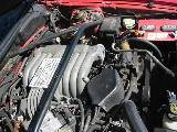 1995 Ford Mustang 5.0 Automatic - red - Image 4