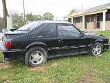 1989 Ford Mustang 5.0 5 Speed - Black - Image 2