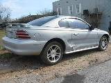 1995 Ford Mustang V6 Automatic - Silver - Image 2