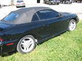1995 Ford Mustang 5.0 HO Automatic - Black - Image 2