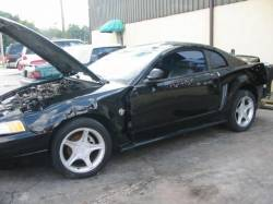 1999-2004 - Parts Cars - 1999 Ford Mustang Coupe 4.6 AODE Transmission - Black