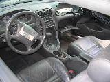 1999 Ford Mustang Coupe 4.6 AODE Transmission - Black - Image 3