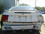 2000 Ford Mustang 4.6 5 Speed- White - Image 3