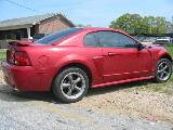 2000 Ford Mustang 4.6 Automatic- Red - Image 2