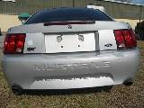2000 Ford Mustang Coupe 4.6SOHC T45 Transmission- Silver - Image 3