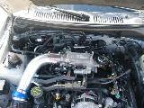 2000 Ford Mustang Coupe 4.6SOHC T45 Transmission- Silver - Image 5