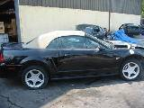 2000 Ford Mustang Convertible 4.6 4R7W Transmission - Black - Image 2