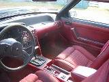 1989 Ford Mustang 5.0 HO Automatic - Silver/Blue Flame - Image 3
