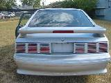 1989 Ford Mustang 5.0 HO Automatic - Silver/Blue Flame - Image 5