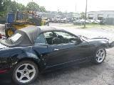 2000 Ford Mustang 4.6L SOHC T-45- Black - Image 2