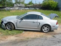 2000 Ford Mustang 4.6 5-SPEED- Silver