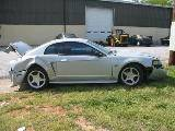 2000 Ford Mustang 4.6 5-SPEED- Silver - Image 2