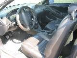 2000 Ford Mustang 4.6 5-SPEED- Silver - Image 3