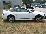 2000 Ford Mustang 4.6 Automatic- White - Image 2