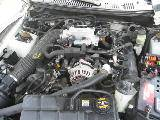 2000 Ford Mustang 4.6 Automatic- White - Image 4