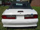 1989 Ford Mustang 5.0 Auto AOD - White - Image 5