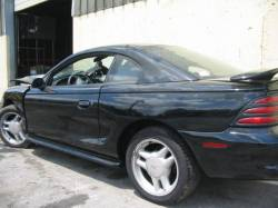 1995 Ford Mustang 5.0 HO Automatic - Black - Image 1