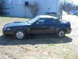 2000 Ford Mustang 4.6 5-Speed T-45- Black - Image 2