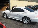 1995 Ford Mustang Modified 5.0 HO T-45 - White - Image 2