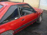 1989 Ford Mustang 5.0 HO 5-Speed T-5 - Red - Image 2