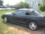 1995 Ford Mustang 5.0 HO T-5 - Black - Image 2