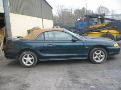 1995 Ford Mustang 5.0 HO T-5 - Green - Image 1