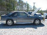 1989 Ford Mustang 5.0 HO T-5 Five Speed - Gray - Image 2