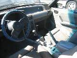1989 Ford Mustang 5.0 HO T-5 Five Speed - Gray - Image 3