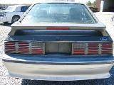 1989 Ford Mustang 5.0 HO T-5 Five Speed - Gray - Image 5