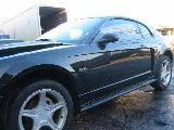 2001 Ford Mustang 4.6L SOHC 3650- Black - Image 2