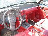1989 Ford Mustang 5.0 HO AOD Automatic - Burgundy - Image 3
