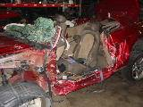 2001 Ford Mustang 4.6L DOHC 3650- Red - Image 5