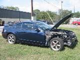 2001 Ford Mustang 4.6 Super H.P. 3650 TREMEC- Dark Blue - Image 3