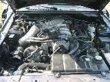 2001 Ford Mustang 4.6 Super H.P. 3650 TREMEC- Dark Blue - Image 4