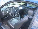 2001 Ford Mustang 4.6 Super H.P. 3650 TREMEC- Dark Blue - Image 5