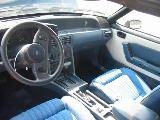 1989 Ford Mustang 5.0 L Auto AOD - BLUE - Image 4