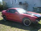 1995 Ford Mustang 5.0 Cobra 5-Speed - Red - Image 2