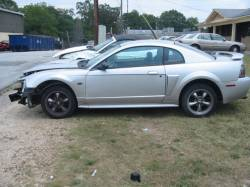 1999-2004 - Parts Cars - 2001 Ford Mustang 4.6 Automatic- Silver
