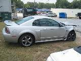 2001 Ford Mustang 4.6 Automatic- Silver - Image 2