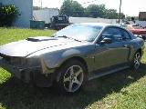2001 Ford Mustang 4.6 T-3650 - 5spd- Charcoal - Image 2