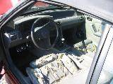 1989 Ford Mustang 4.6 L V8 5 Speed - Red - Image 3